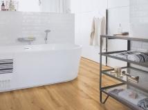 Laminaty i winyle – idealne rozwiązanie w łazience i kuchni