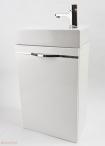 VEDEA w służbie ergonomii małych łazienek
